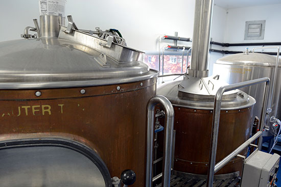 Our brews are boiled for 90-120 minutes