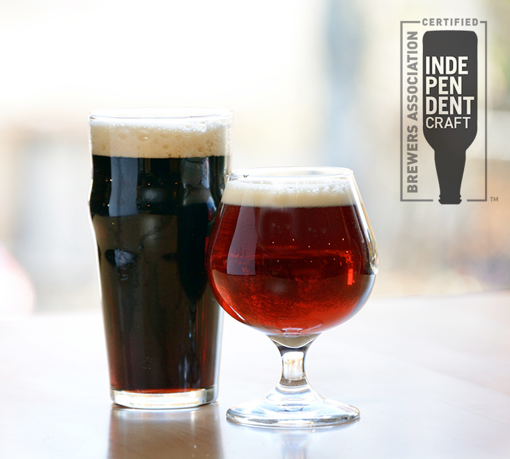 Serve local beer: Brewers Association Certified Independent